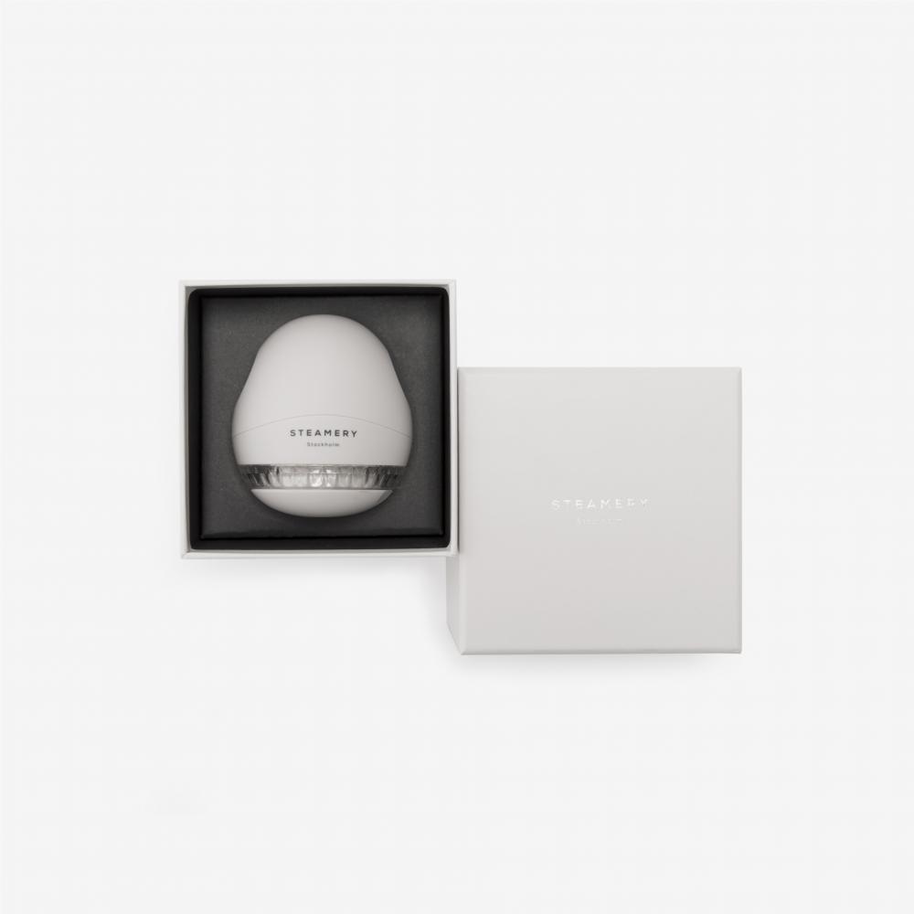 פילו – ביצת גילוח לבדים – אפור